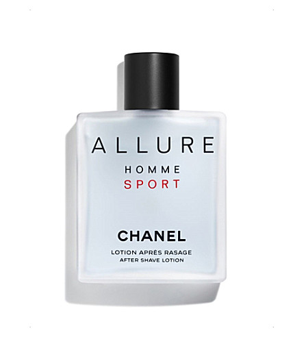 CHANEL <strong>ALLURE HOMME SPORT</strong> After–Shave Lotion 100ml