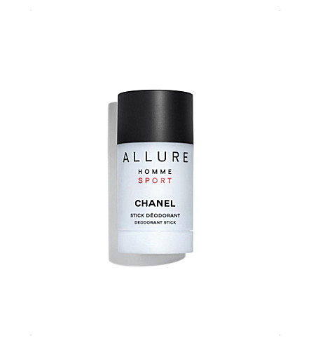 CHANEL <strong>ALLURE HOMME SPORT</strong> Deodorant Stick