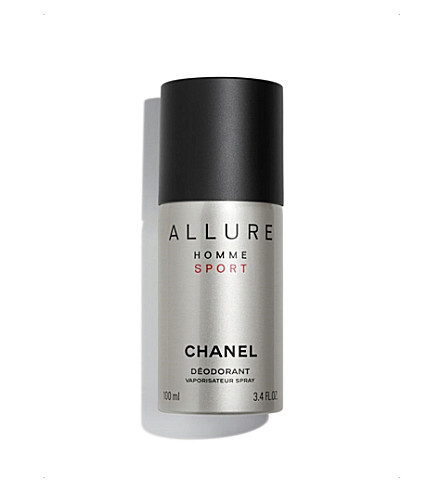 CHANEL <strong>ALLURE HOMME SPORT</strong> Spray Deodorant
