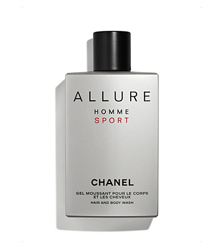 CHANEL <strong>ALLURE HOMME SPORT</strong> Hair and Body Wash