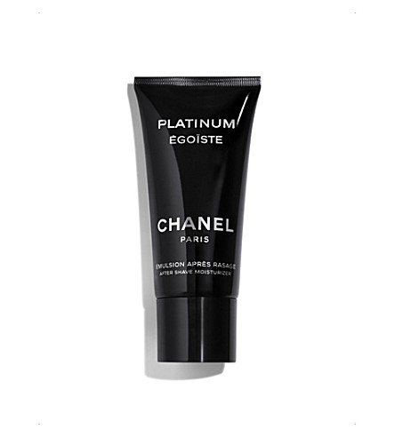 CHANEL <strong>PLATINUM &Eacute;GO&Iuml;STE</strong> After&ndash;Shave Moisturiser