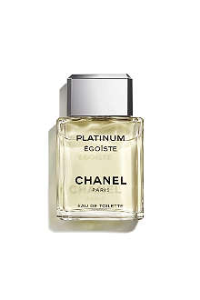 CHANEL PLATINUM ÉGOÏSTE Eau de Toilette Spray 50ml