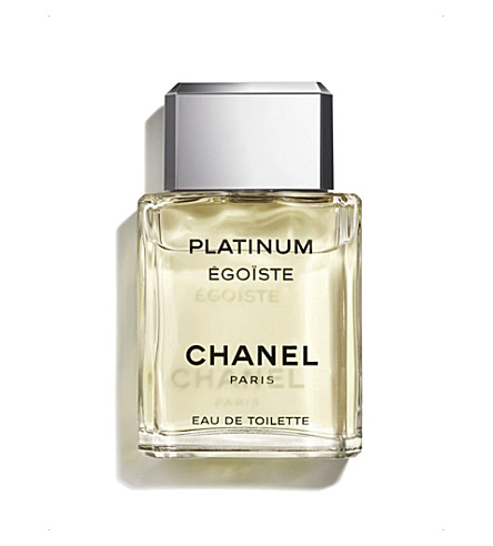 CHANEL <strong>PLATINUM &Eacute;GO&Iuml;STE</strong> Eau de Toilette Spray 100ml
