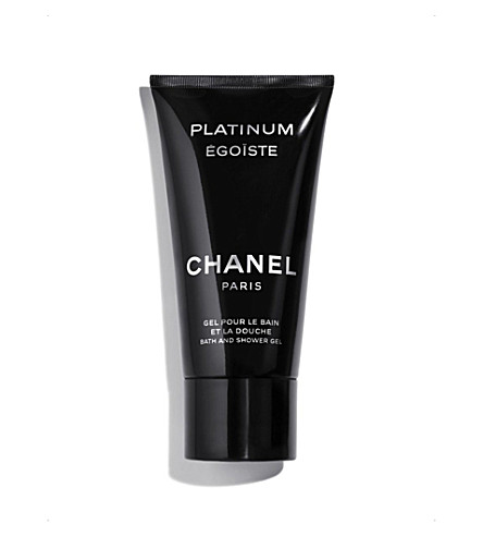 CHANEL <strong>PLATINUM &Eacute;GO&Iuml;STE</strong> Bath and Shower Gel