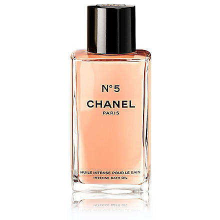 CHANEL Nº5 Intense Bath Oil