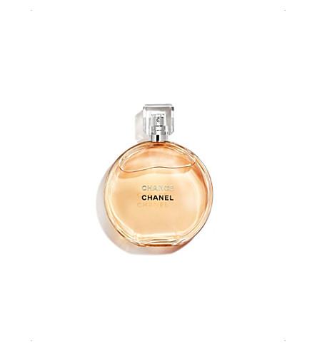 CHANEL <strong>CHANCE</strong> Eau de Toilette Spray 50ml