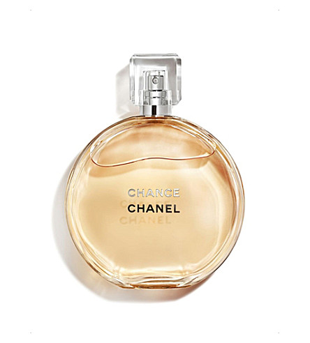 CHANEL <strong>CHANCE</strong> Eau de Toilette Spray 100ml