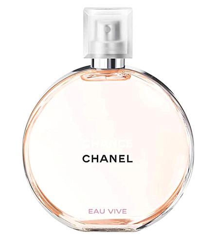 CHANEL <strong>CHANCE</strong> Eau Vive Eau De Toilette 150ml