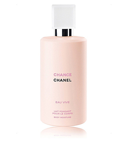 CHANEL <strong>CHANCE EAU VIVE</strong> Body Moisture 200ml
