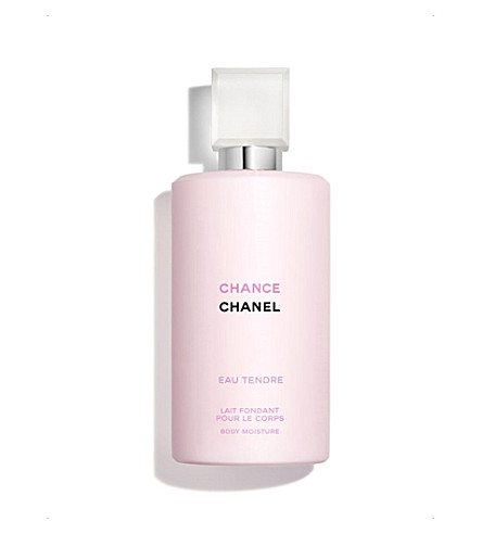 CHANEL <strong>CHANCE EAU TENDRE</strong> Body Moisture