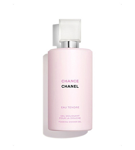 CHANEL <strong>CHANCE EAU TENDRE</strong> Foaming Shower Gel