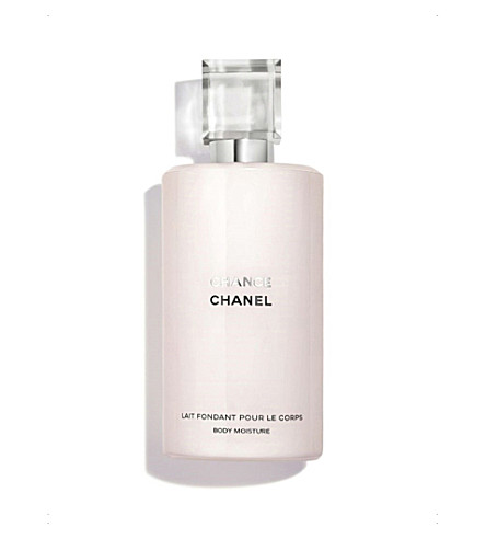 CHANEL <strong>CHANCE</strong> Body Moisture