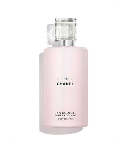 CHANEL <strong>CHANCE</strong> Body Cleanse
