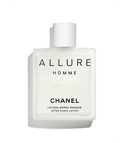 CHANEL <strong>ALLURE HOMME &Eacute;DITION BLANCHE</strong> After&ndash;Shave Lotion 100ml