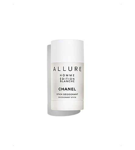 CHANEL <strong>ALLURE HOMME &Eacute;DITION BLANCHE</strong> Deodorant Stick