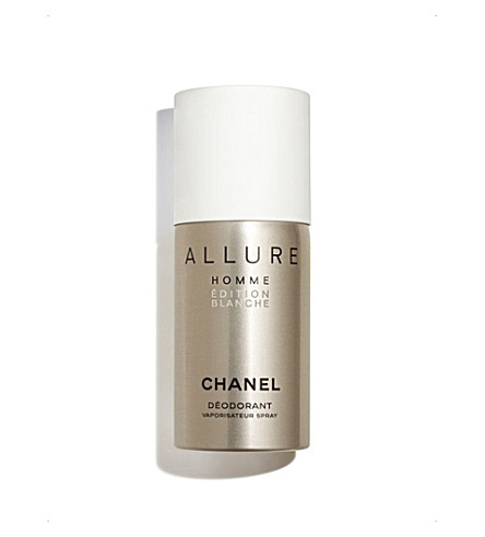 CHANEL <strong>ALLURE HOMME ÉDITION BLANCHE</strong> Spray Deodorant
