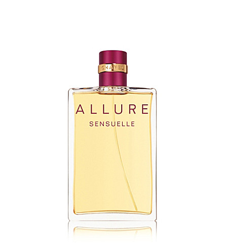CHANEL <strong>ALLURE SENSUELLE</strong> Eau de Toilette 50ml