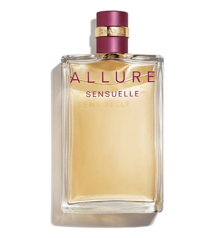 CHANEL <strong>ALLURE SENSUELLE</strong> Eau de Toilette 100ml