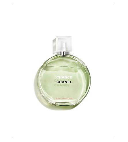 CHANEL <strong>CHANCE EAU FRA&icirc;CHE</strong> Eau de Toilette Spray 50ml
