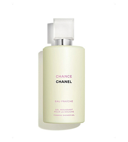 CHANEL <strong>CHANCE EAU FRAîCHE</strong> Foaming Shower Gel