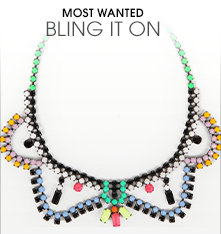 Most wanted - bling it on