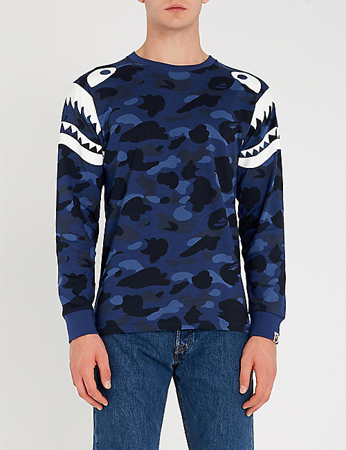 moncler royal blue hoodie