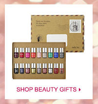 Nail polish - shop beauty gifts