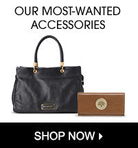 Bag and purse - our most-wanted accessories - shop now