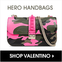 Hero Handbags - Valentino - shop now