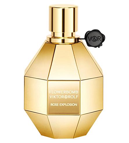 VIKTOR & ROLF Flowerbomb Rose Explosion eau de parfum 150ml