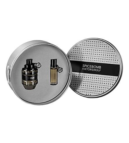VIKTOR & ROLF Spicebomb Eau de Toilette Gift set 90ml