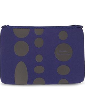 COMME DES GARCONS Dots 11 inch laptop bag