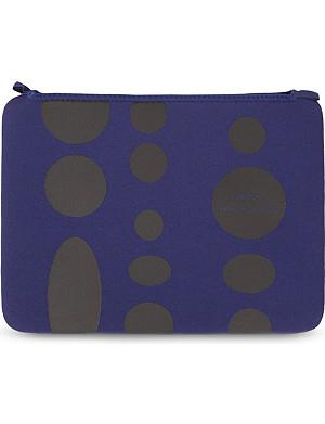 COMME DES GARCONS Dots 13 inch laptop bag