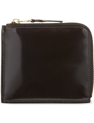 COMME DES GARCONS Glossy pouch