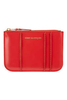 COMME DES GARCONS Small spike coin purse