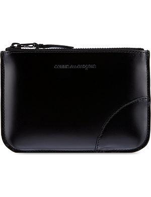 COMME DES GARCONS Very Black pouch