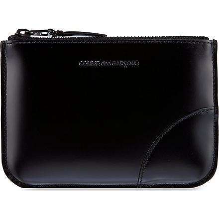 COMME DES GARCONS Very Black pouch (Black