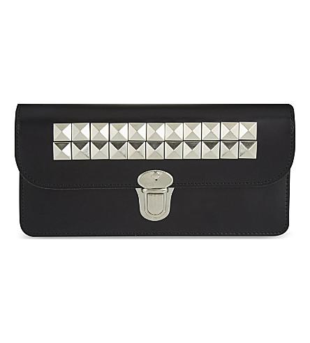 COMME DES GARCONS Studded purse (Black