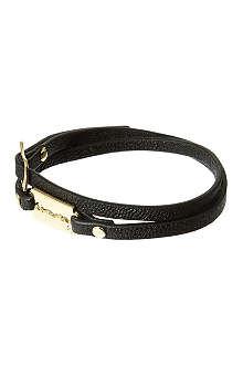 MCQ ALEXANDER MCQUEEN Mini razor bracelet