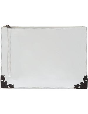 MCQ ALEXANDER MCQUEEN Embellished shoulder bag