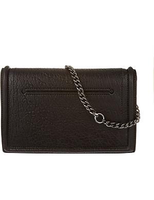 MCQ ALEXANDER MCQUEEN Soft leather shoulder bag