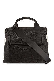 MCQ ALEXANDER MCQUEEN Medium soft leather tote
