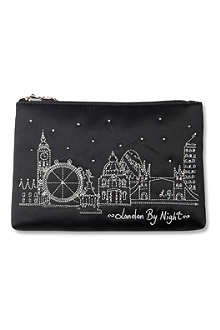 LULU GUINNESS London by Night pouch