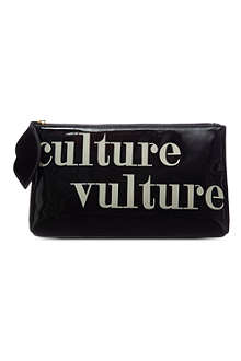 LULU GUINNESS Culture Vulture pouchette