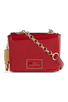 LULU GUINNESS Verity cross body bag