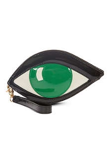 LULU GUINNESS Eye coin purse