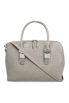 OPENING CEREMONY Lele mock-croc shoulder bag