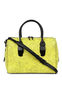 OPENING CEREMONY Lele crackle duffle bag