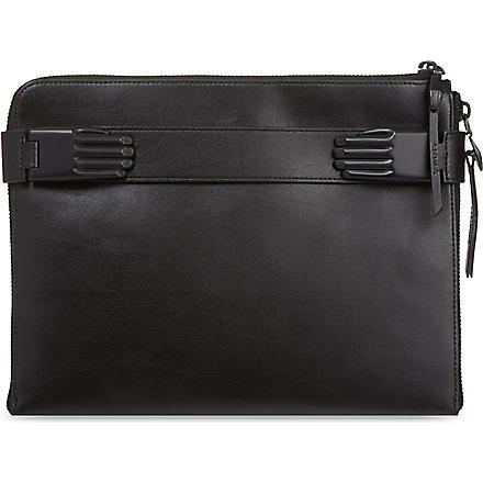 OPENING CEREMONY Paloma iPad leather case (Black