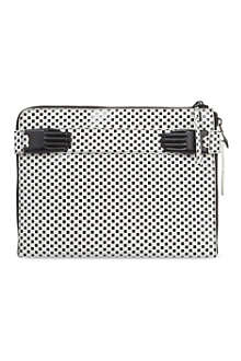 OPENING CEREMONY Paloma checked iPad case